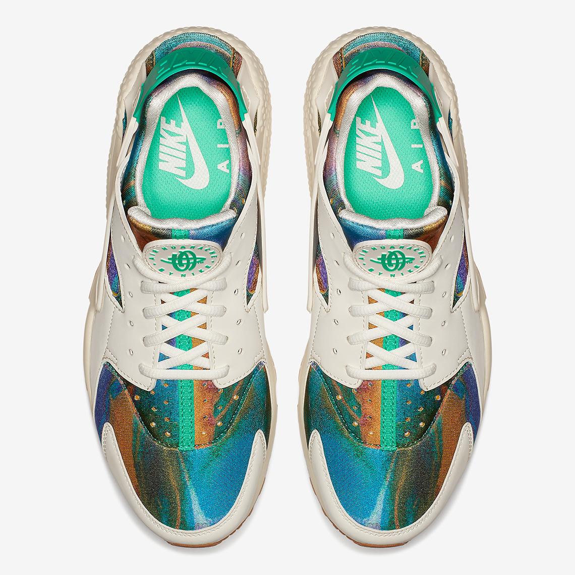 Nike Air Huarache Run Print (Alternate Galaxy)