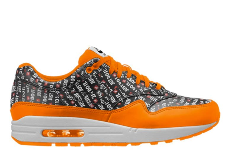 Nike Air Max 1 Just Do It 875844-008 875844-009 | SneakerNews.com