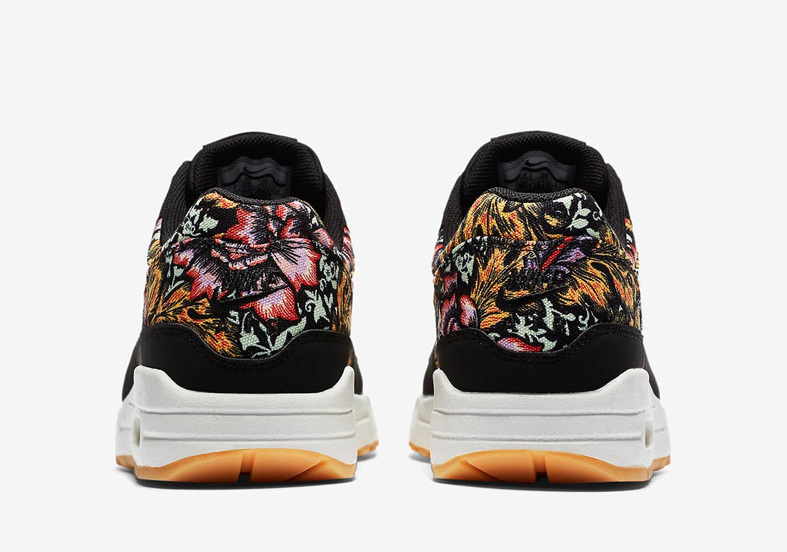 Nike Air Max 1 Floral Release Info 633737 003 |