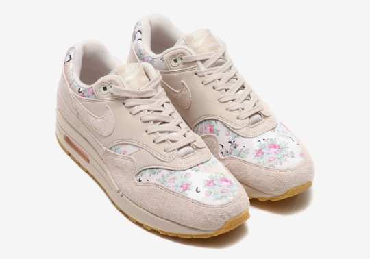 Nike Adds Floral And Desert Camo Patterns To This Air Max 1 For Women