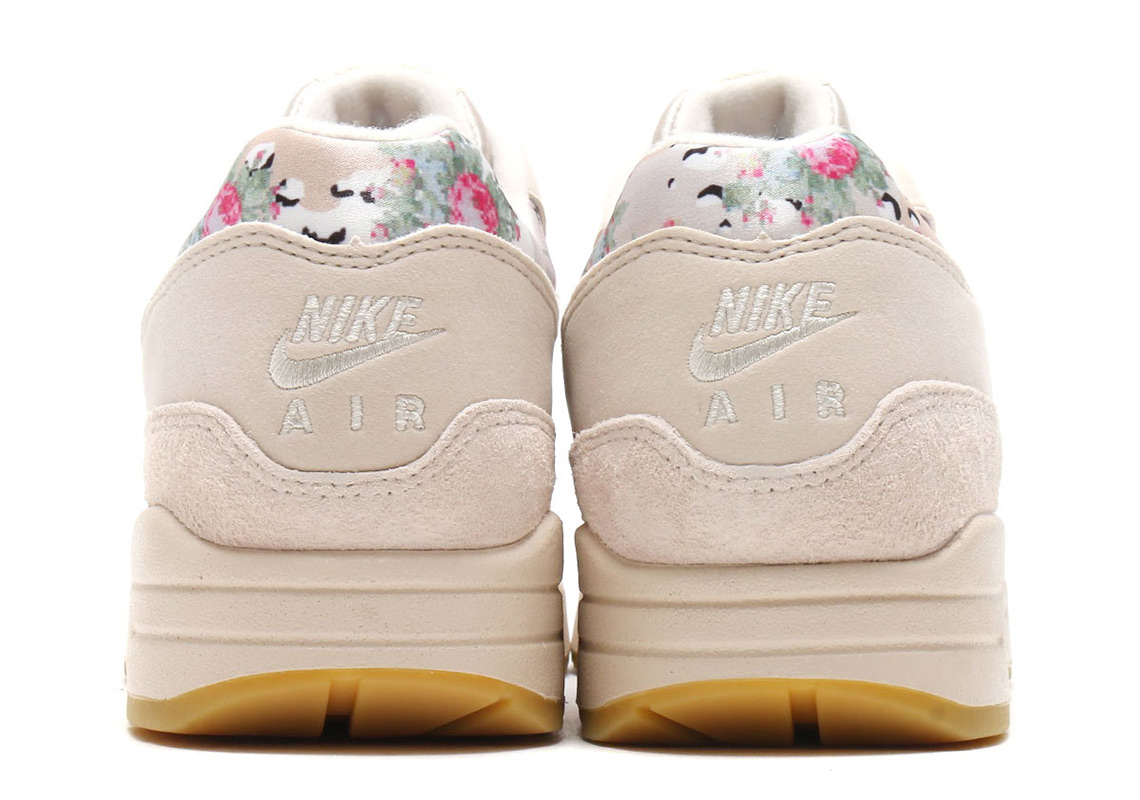 Nike Air Max 1 Floral Wmns Aq6378 001 Release Info Sneakernews