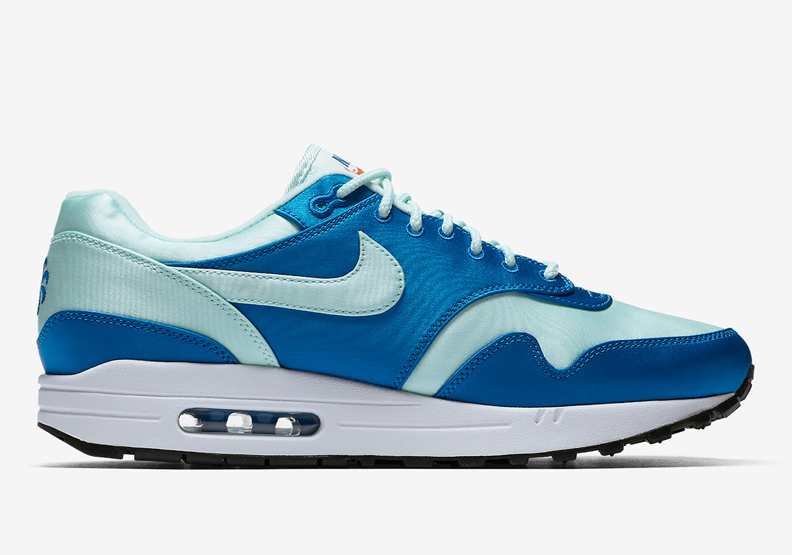 Nike Air Max 1 Satin Uppers Release Info |