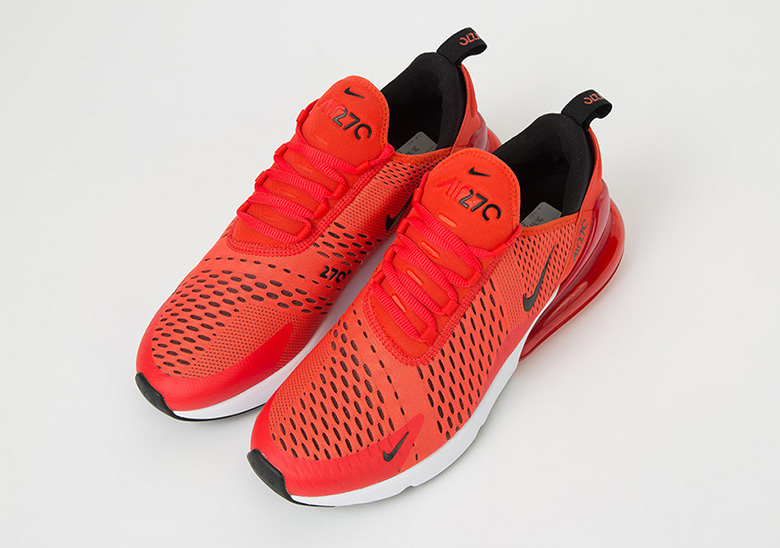 the latest d8d85 ee6b7 ... red ah8050 016 22bb6 928aa  reduced nike air max 270. release date may  3rd 2018 150. color volt black