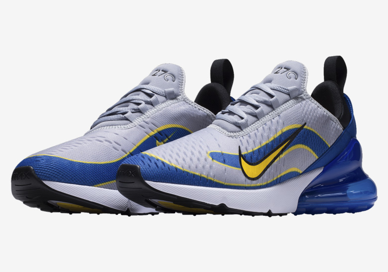 save off 77915 73c9c NIKEiD Mercurial-Inspired Air Max 270   SneakerNews.com