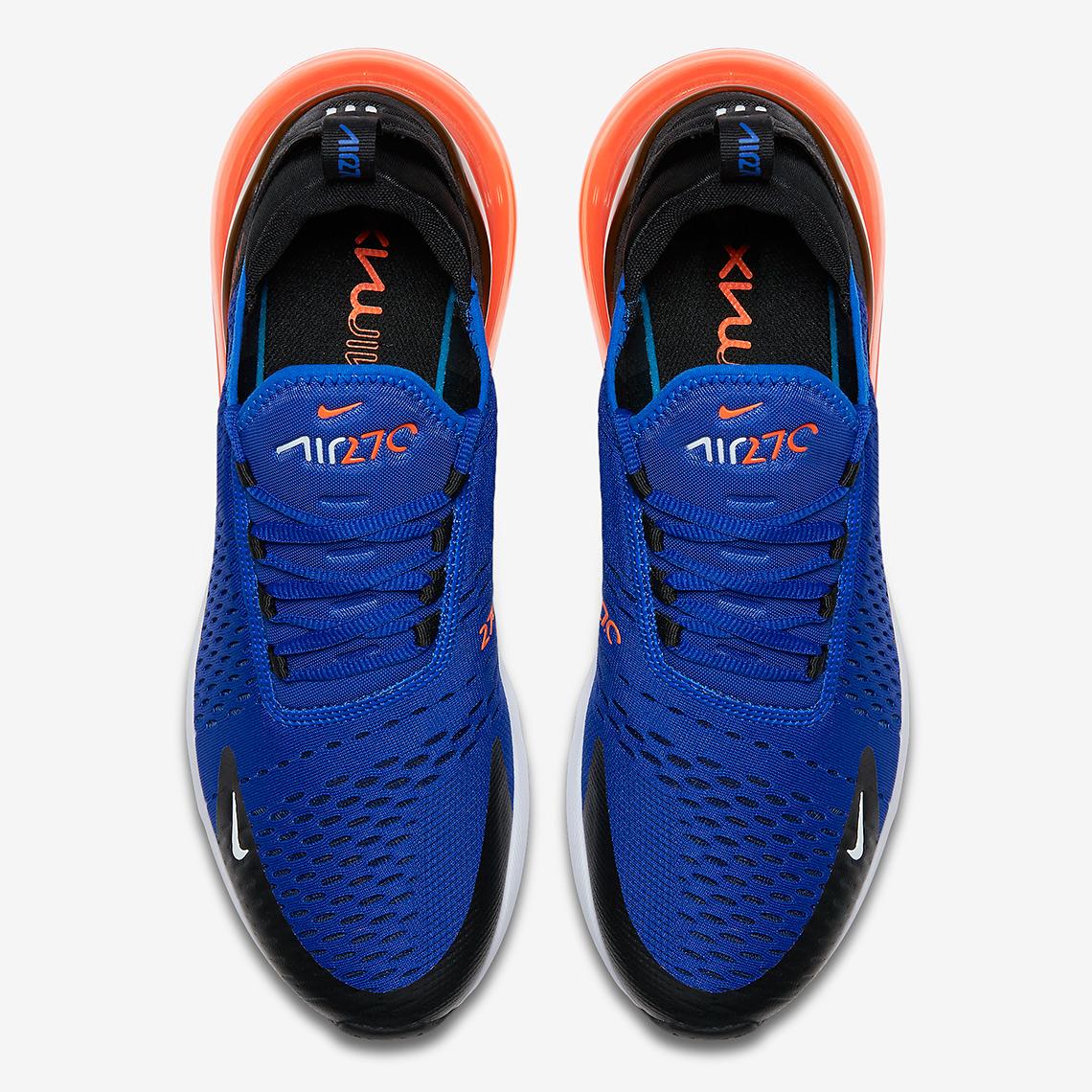 Nike Air Max 270 Racer Blue Hyper Crimson AH8050 401