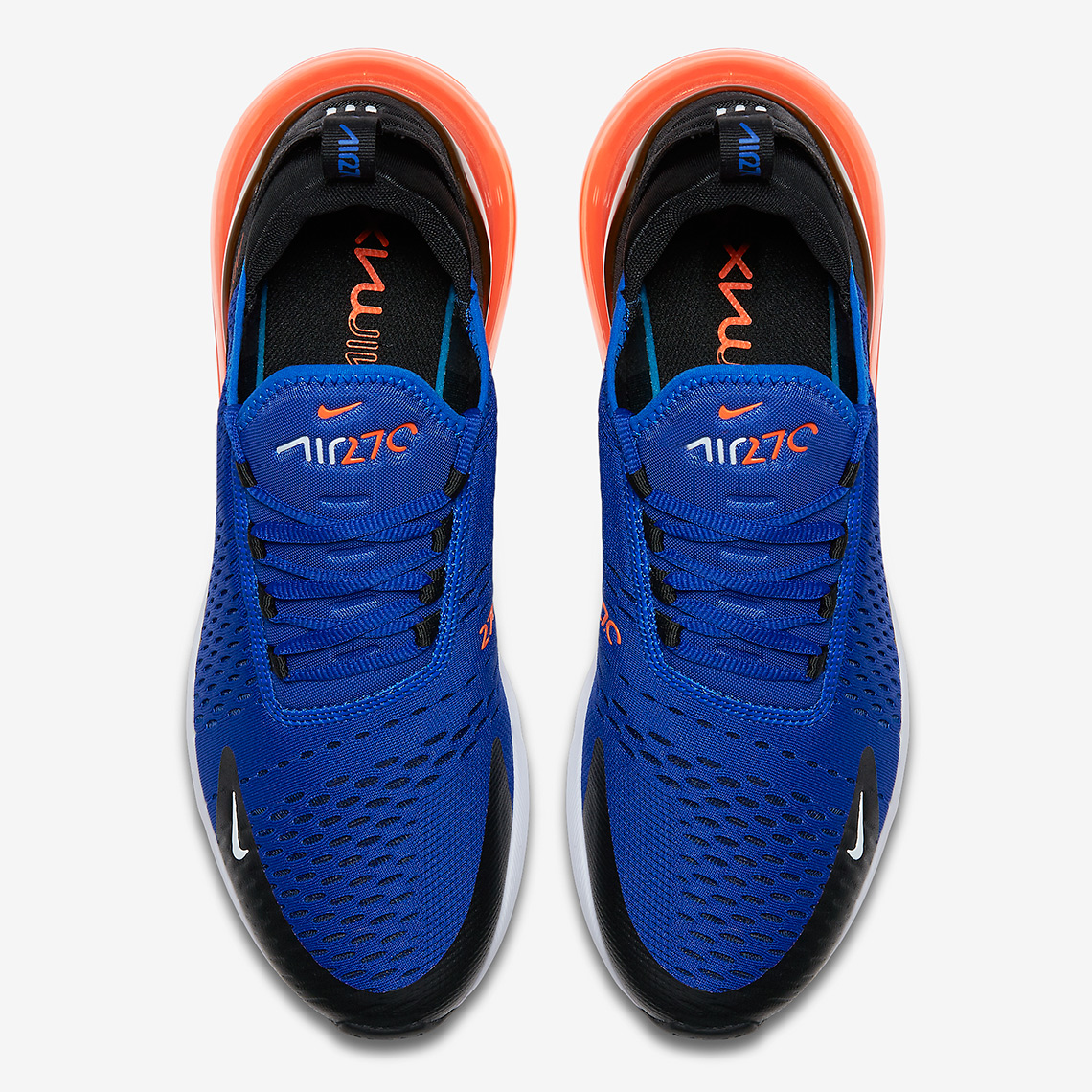 4e4a7dfb53 Nike Air Max 270 Racer Blue Hyper Crimson AH8050-401 | SneakerNews.com