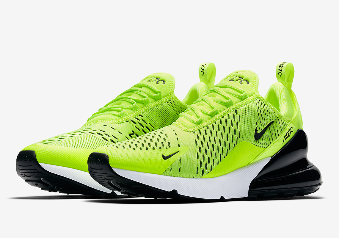 """Nike Air Max 270 """"Volt"""" Releases This Thursday"""