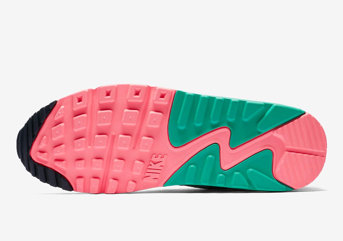 new concept 8929e 91c84 Nike Air Max 90 Summer Sea - AJ1285-100   SneakerNews.com