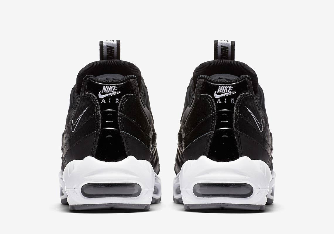 Nike Mens Air Max 95 SE Particle RoseWhiteCool GreyBlack