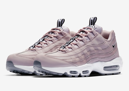 "Nike Air Max 95 ""Pull-Tab"" Drops In Three New Colorways"