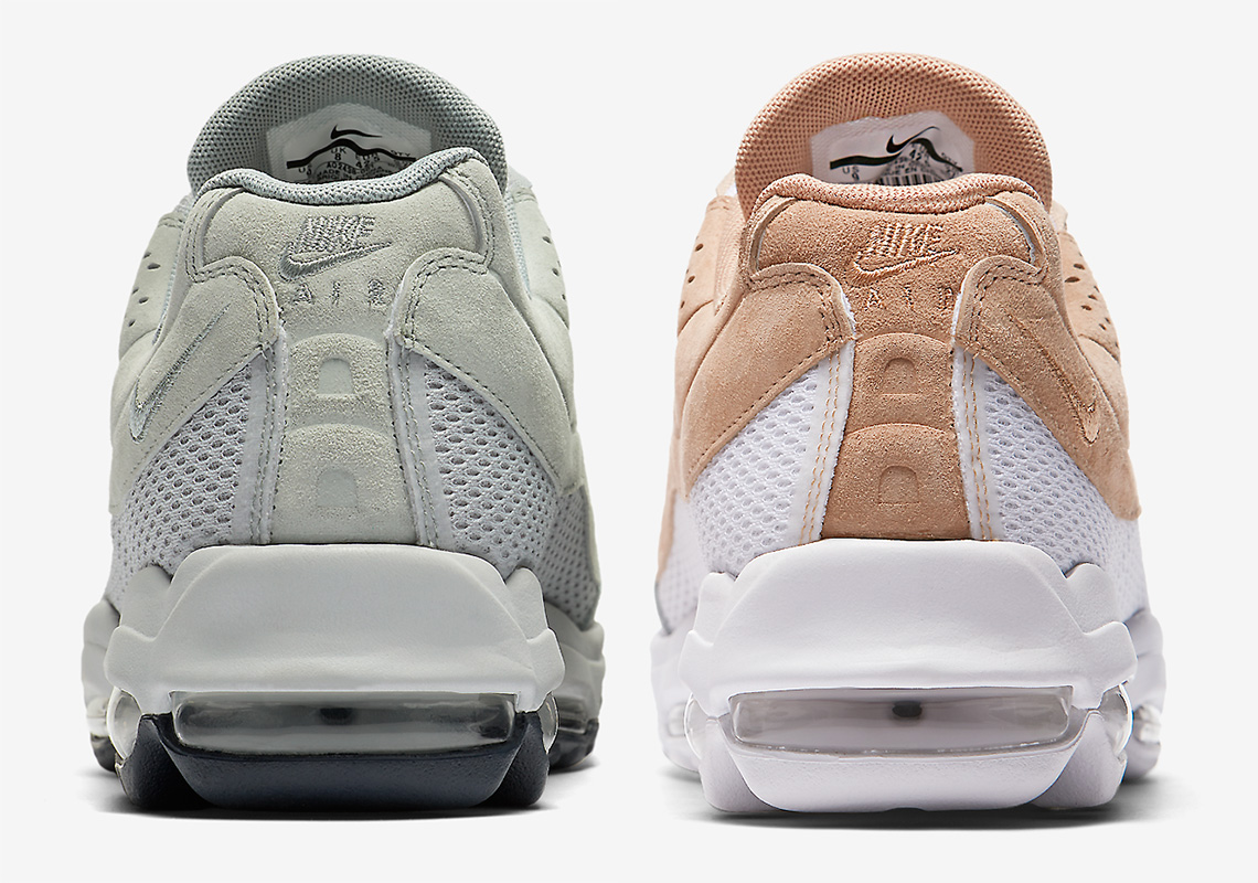 Nike Air Max 95 Ultra Premium BR AO2438-200 AO2438-001 | SneakerNews.com