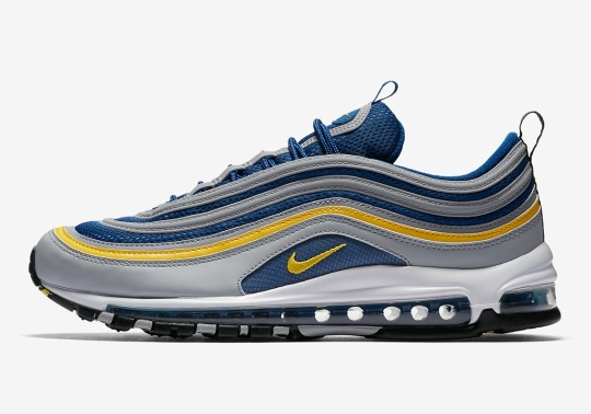 The Nike Air Max 97 Arrives In Michigan Style Colors