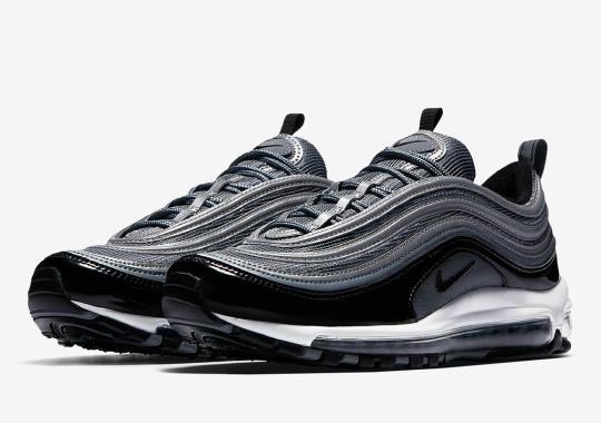 Nike Releases An Air Max 97 In Black Patent Leather