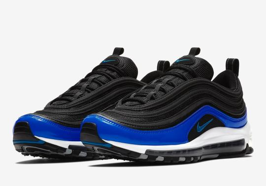 "The Nike Air Max 97 Reveals Itself In ""Binary Blue"""