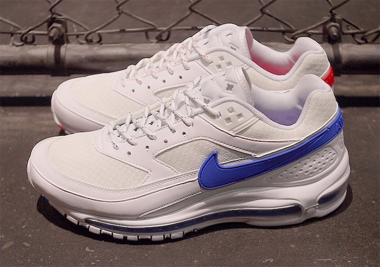 save off 68d9f 58ce6 Skepta Nike Air Max 97 BW AO2113-100 | SneakerNews.com