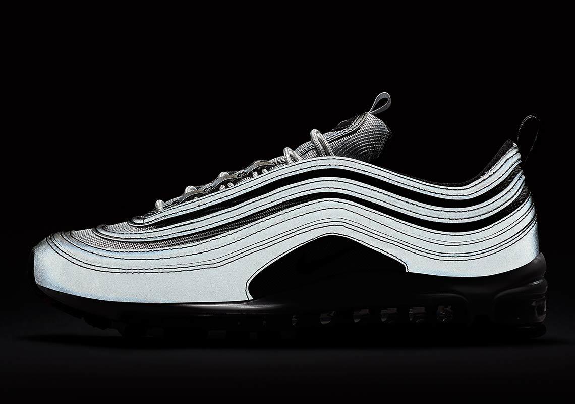 Nike Air Max 97 Premium 312834 008 | White, Black ⋆ EN