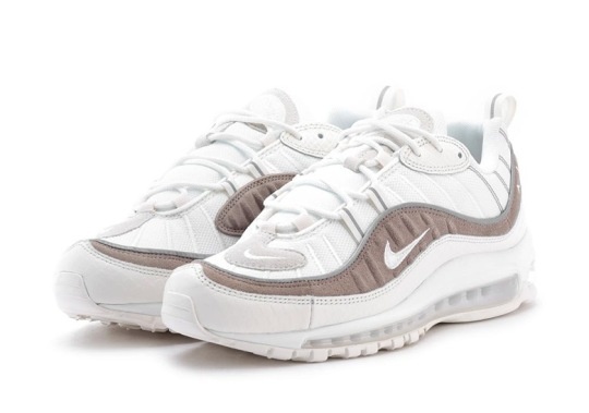 """The Nike Air Max 98 """"Snakeskin"""" Is Available Now"""