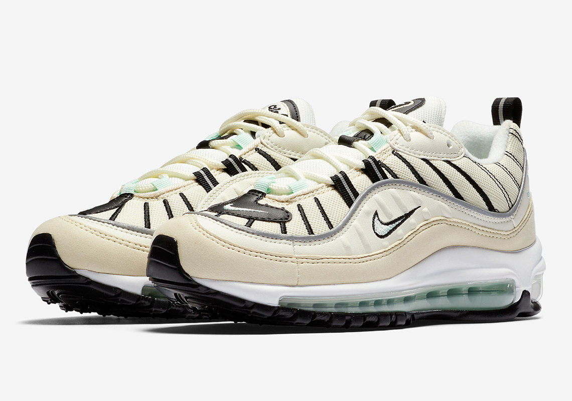 Nike Air Max 98 To Arrive With Igloo Accents
