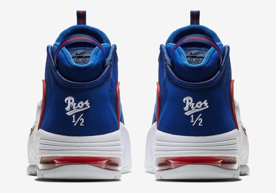 Lil Penny Get His Own Nike Air Max Penny 1 Release