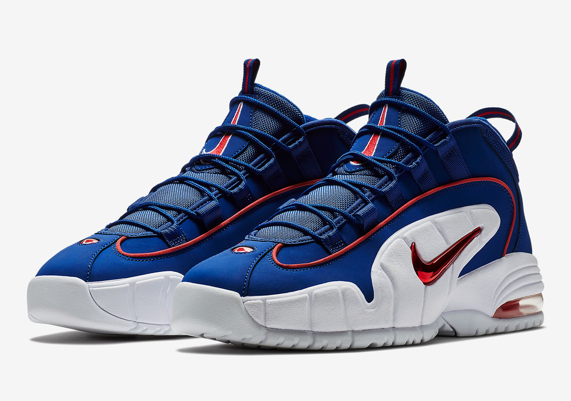 Nike Air Max Penny 1 Lil Penny Release