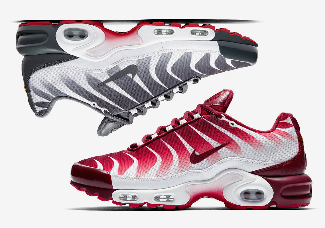 factory authentic get new lowest price Nike Air Max Plus Before/After The Bite Release Info ...