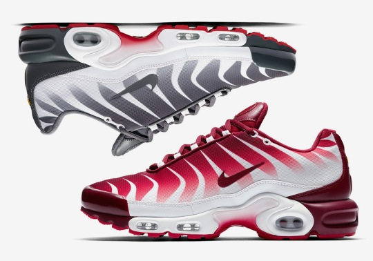 """Foot Locker Launches Nike Air Max Plus """"Before/After The Bite"""" With Art Exhibit In NYC"""