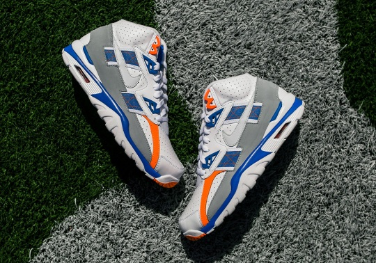 "Nike Air Trainer SC High ""Reverse Auburn"""