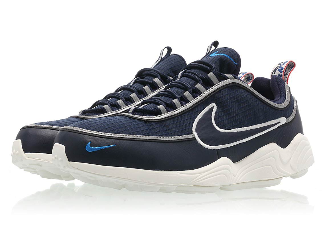 Nike Adds Leather Uppers To The Zoom Spiridon