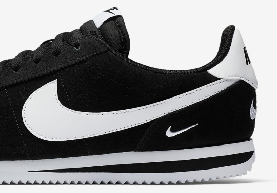 Nike Adds A Mini Swoosh On The Cortez