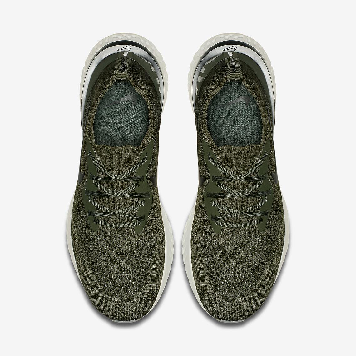 Nike Epic React Flyknit Women s Release Date  April 19 3ddc192d4f