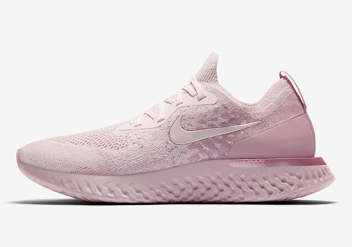 Nike Epico Reagiscono Flyknit Rosa Maschile vG2Ki