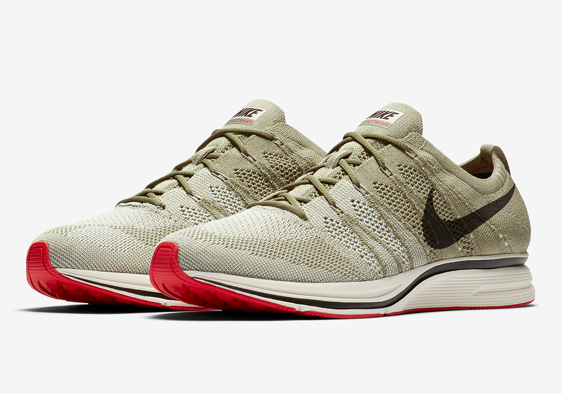 "competitive price 2227e 21871 Nike Flyknit Trainer ""Neutral Olive"" Set To Release On April 20th"
