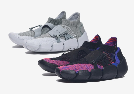 Nike's Newest Footscape Shoe Has A Completely New Flyknit Upper