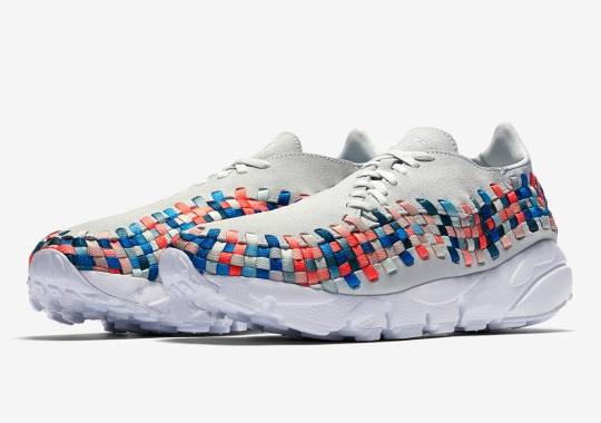 Nike Prepares New Footscape Woven Options For Women
