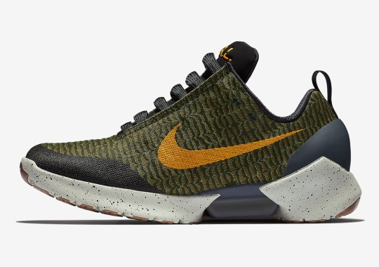 "Nike HyperAdapt 1.0 ""Olive Flak"" Drops This Friday"
