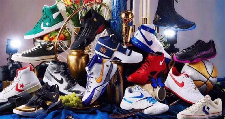 Nike, Jordan, And Converse Commemorate