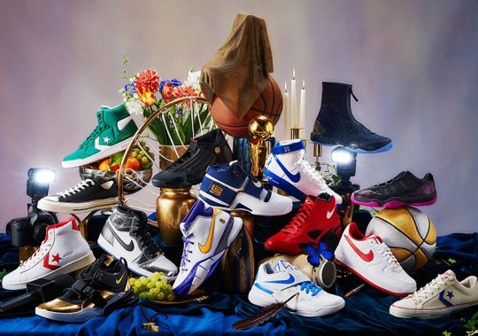 "Nike Officially Unveils The ""Art Of A Champion"" Collection"
