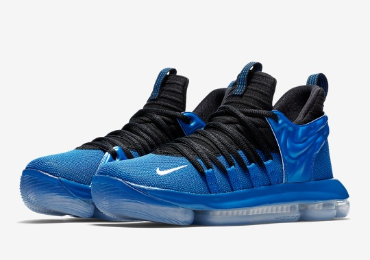 f5684cd1eac1 This Kids-Exclusive Nike KD 10 Has Foamposite Vibes