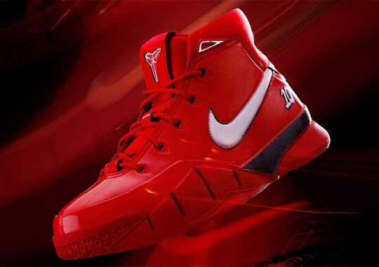 "Nike Zoom Kobe 1 Protro ""Demar Derozan"" PE Releasing Exclusively At House Of Hoops"