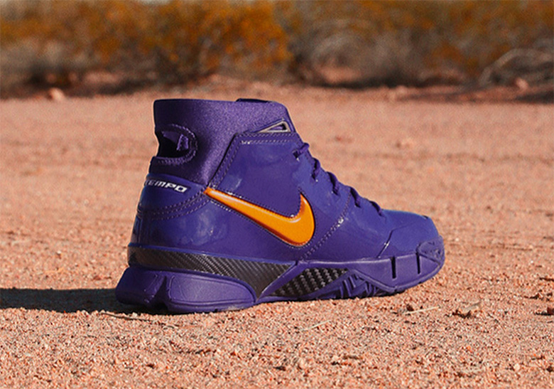 "d76ac17906f Nike Zoom Kobe 1 Protro ""Devin Booker"" Release Date  April 11th"