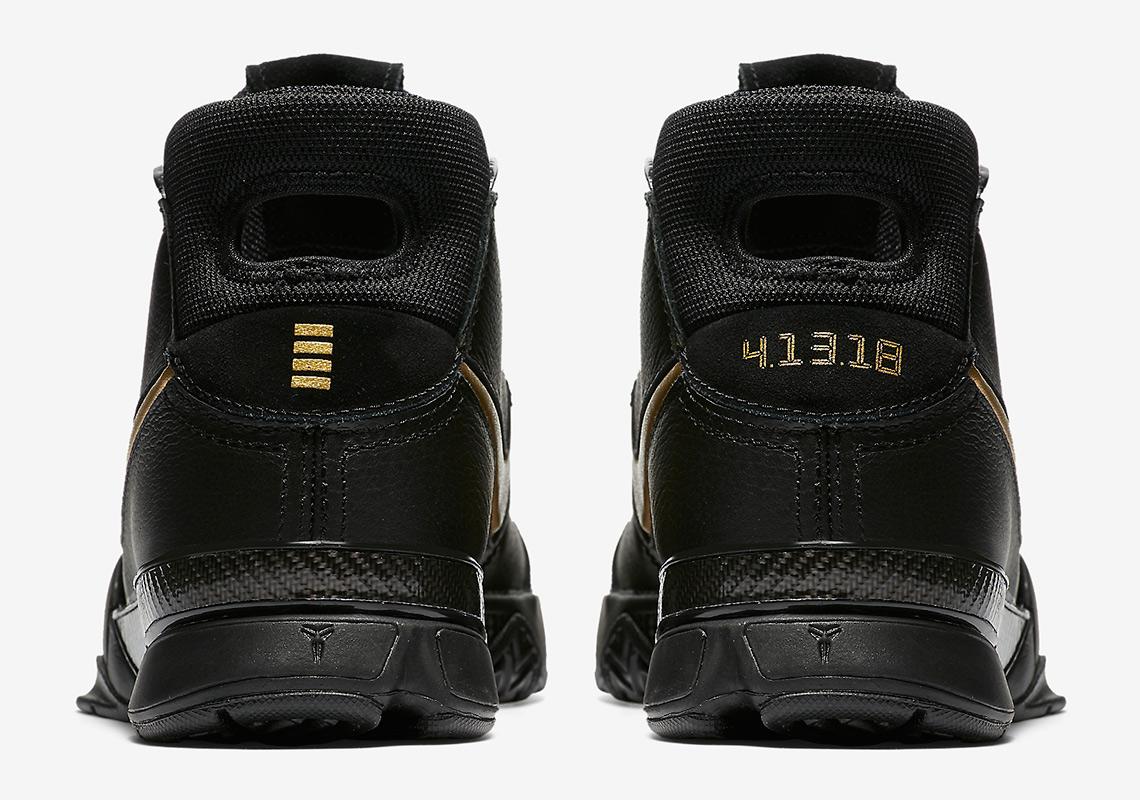 "8df74a4324bc Nike Zoom Kobe 1 Protro ""Mamba Day"" Release Date  April 13th"