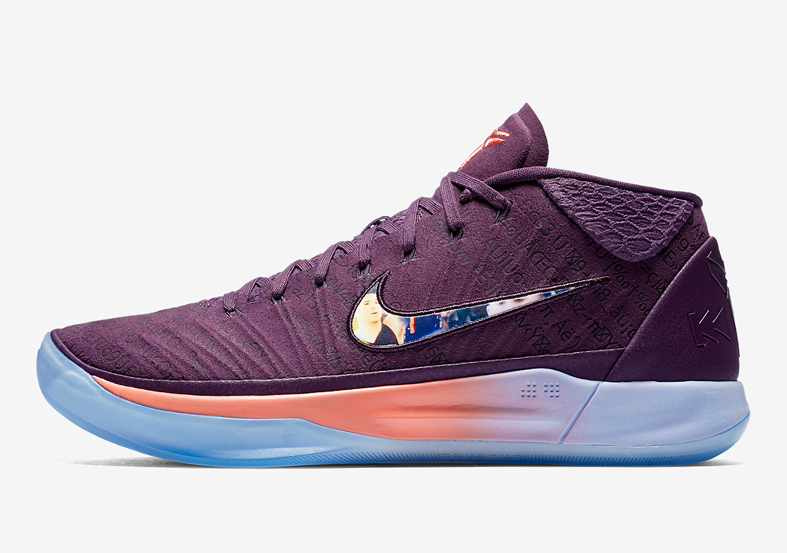 "new styles dfd38 7a289 Nike Kobe AD ""Booker PE"" Releases On April 16th"