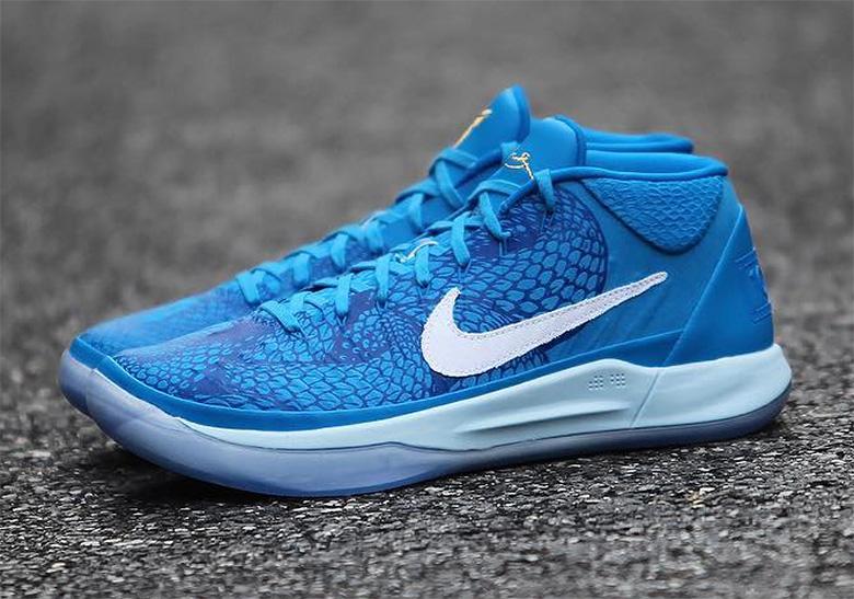 reputable site 74381 a8a15 Demar Derozan Nike Kobe AD PE Olympics   SneakerNews.com