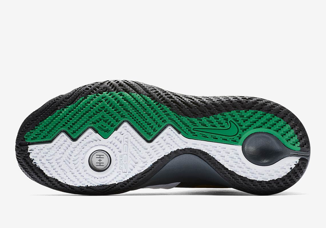 f342328ae9291 Nike Kyrie Flytrap  80. Color  Anthracite Black White Green Style Code   917962-600. Advertisement. Advertisement