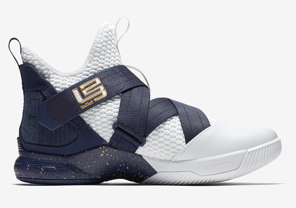 2ad12378fab7 Nike LeBron Soldier 12  140. Style Code  AO4055-100