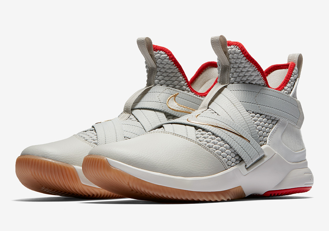 Nike LeBron Soldier 12. Release Date  May 31 07857a64e