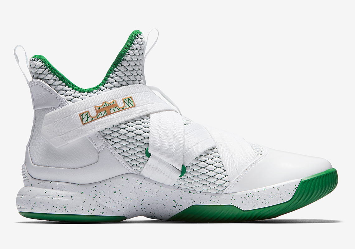 huge discount 28164 96988 Nike LeBron Soldier 12