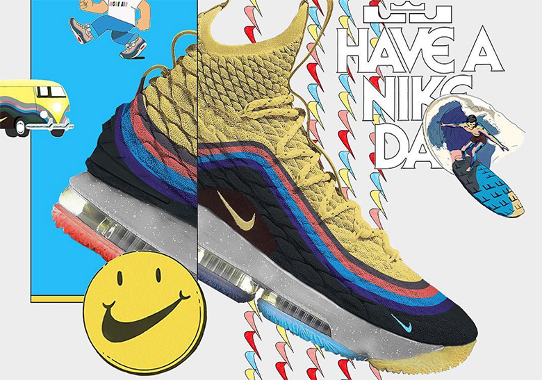 32d551a78d8dff Should Nike Create A  LeBronWatch Inspired By Sean Wotherspoon s Air Max