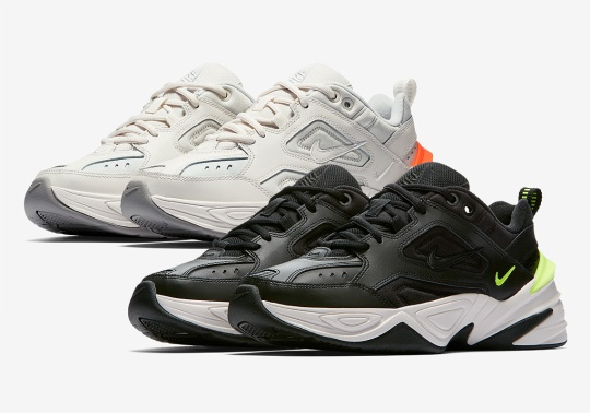 The Nike M2K Tekno Is Releasing This Saturday In Two Colorways