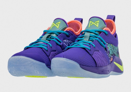 "Nike PG 2 ""Mamba Mentality"" To Release On Mamba Day"